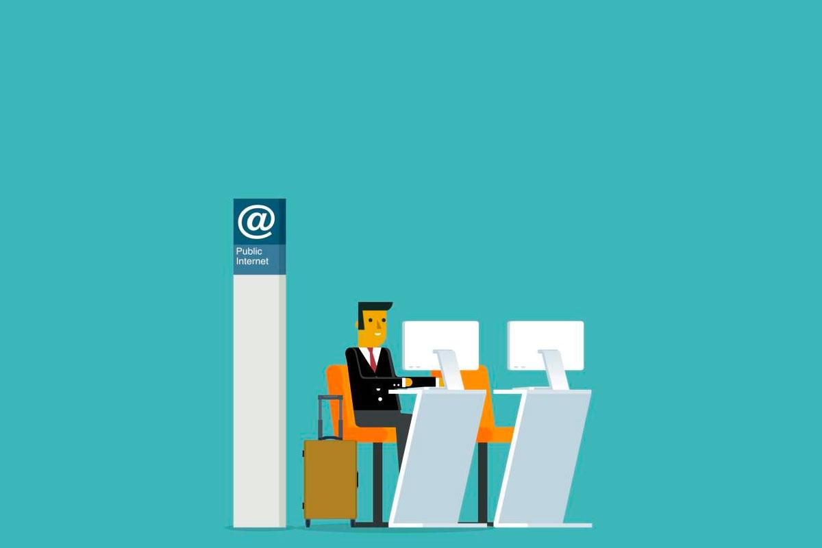 Le totem tactile interactif comme support de communication for Agence chez vous