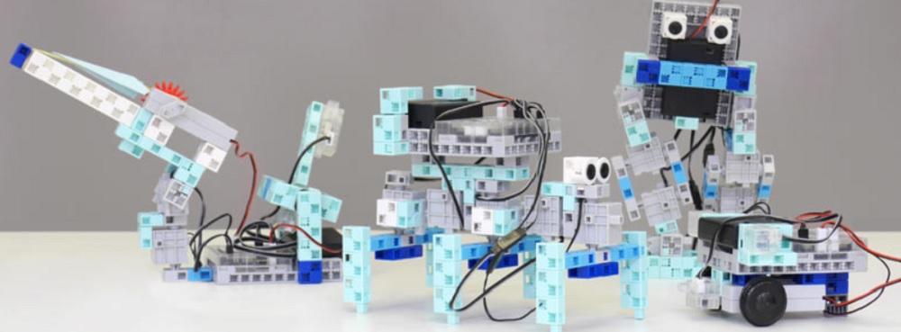 programmer un robot informatique