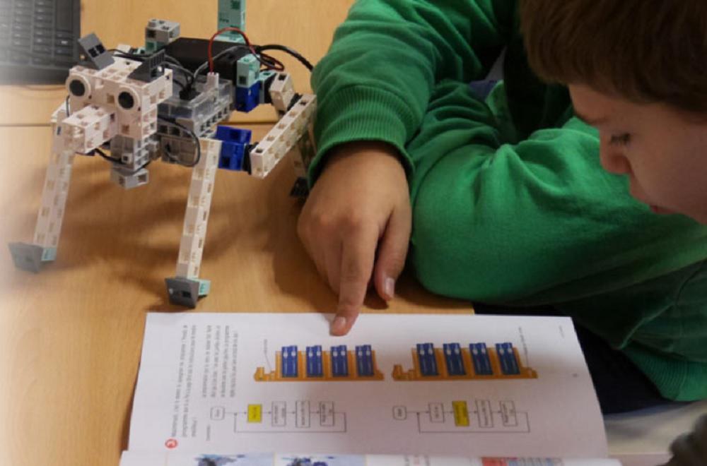 Le point sur la robotique pédagogique en classe